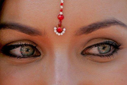 Colores de ojos